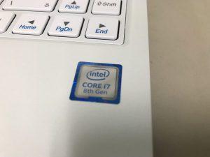インテル Core i7-8550U プロセッサー